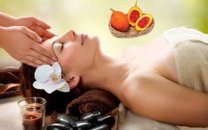 Chăm sóc da với dầu gấc