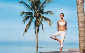 Bài tập Yoga giảm cân giúp vòng 2 thon gọn,…