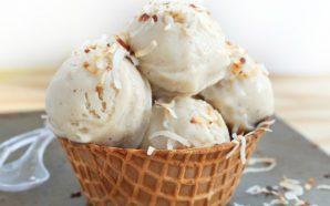 Kem dừa mát lạnh dễ làm cho ngày nắng