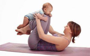 Mách bạn cách giảm mỡ bụng hiệu quả sau sinh