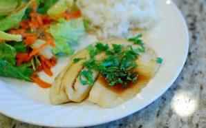 Cá rô phi hấp hành gừng – Món ngon giảm…