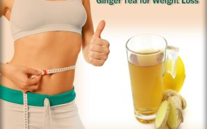 Công thức nước uống từ gừng giúp giảm béo bụng siêu tốc (2)