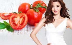 Giảm mỡ bụng bằng cà chua đơn giản mà hiệu…