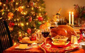 Món ăn Giáng sinh truyền thống ở các nước trên…