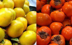Cách nhận biết hoa quả Trung Quốc