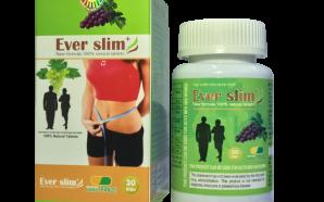 Cách sử dụng viên uống giảm cân Ever Slim đạt…