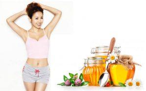 Giảm cân đón Tết hiệu quả bằng mật ong
